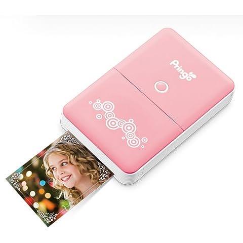 Drucker Pringo P231 pink