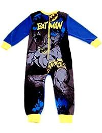 DC Comics - Pijama de una pieza - para niño Azul blue / multi 4/5 año
