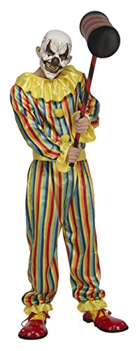 My Other Me Me-204390 Disfraz Prank clown para hombre XL Viving Costumes 204390