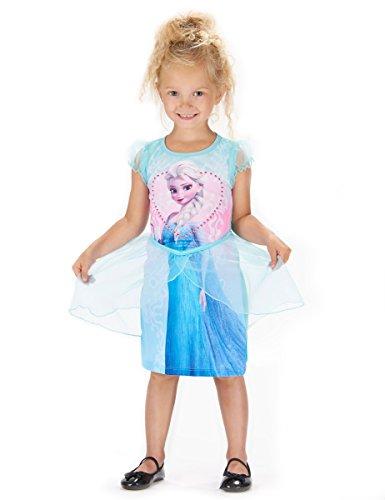 Eiskönigin-Kleid für Mädchen 110/116 (5-6 Jahre) ()