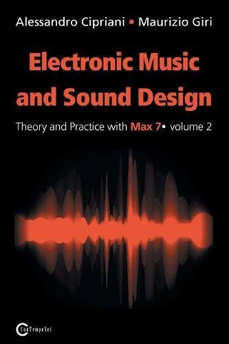 Electronic Music and Sound Design - Theory and Practice with Max 7 - Volume 2 (Second Edition) por Alessandro Cipriani