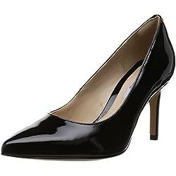 Clarks Dinah Keer, Zapatos de Tacón Mujer, Negro (Black Patent)