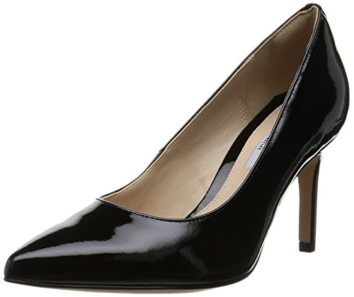 Clarks Dinah Keer, Damen Pumps, Schwarz (Black Patent), 41 EU (7 Damen UK)