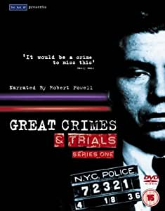 Great Crimes And Trials Of The 20th Century: Series 1 [DVD]