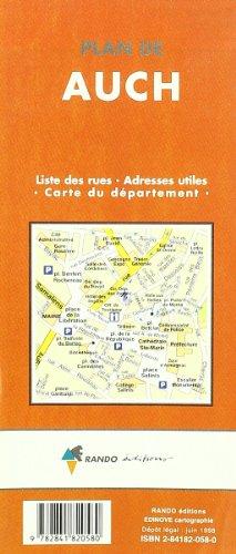Plan de Auch par (Broché - Mar 10, 2000)