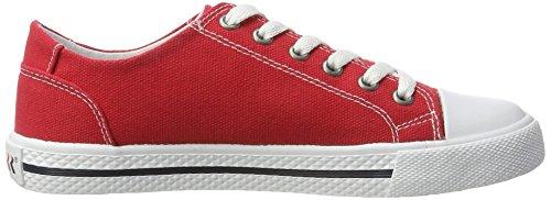 Romika Unisex-Erwachsene Soling 06 Sneakers Rot (Carmin)