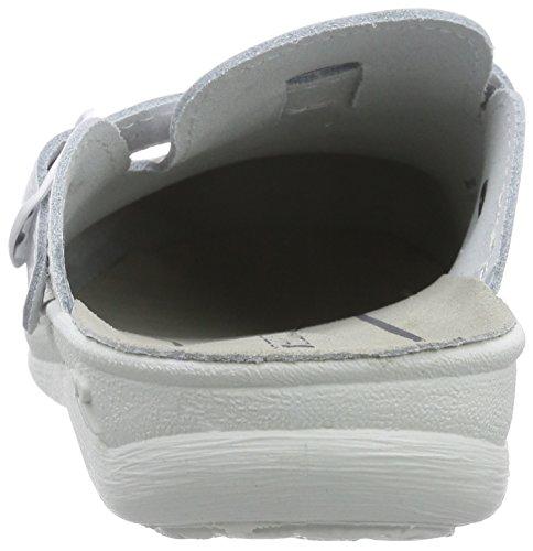 Romika - Village 303 G, Pantofole Donna Bianco (Weiß (weiß 000))
