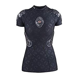 Gform Pro-x Shirt Women Black/Gf Logo 2018 Schienbein-schützer