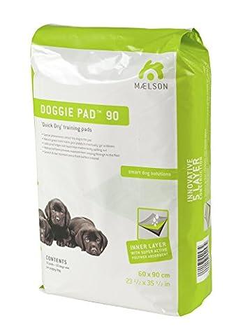 Maelson Doggie Pads, 60 x 90 cm, White