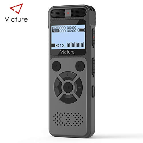 Digital Voice Recorder VertrauenswüRdig Multifunktions Digital Audio Voice Recorder Stereo Diktiergerät Mp3-player 8 Gb Speicher Usb-flash-laufwerk
