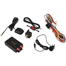 TOOGOO(R) GSM GPRS GPS de localizacion de la alarma del coche