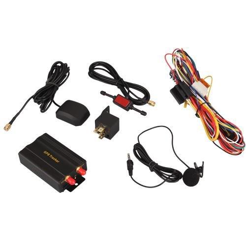 Localizador Tracker GPS GSM GPRS para Vehículos Coche Moto