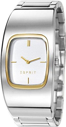 ESPRIT ES107822003 - Orologio da polso donna, acciaio inox, colore: argento