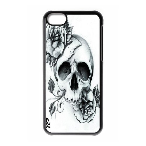 LP-LG Phone Case Of Sugar Skull For Iphone 5C [Pattern-3] Pattern-3