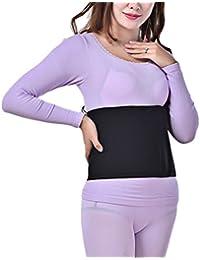 Zhuhaitf bueno Quality Women's Support Maternal Supplies Bamboo Charcoal Full Elastic Abdomen Belly Belts Fiber Band