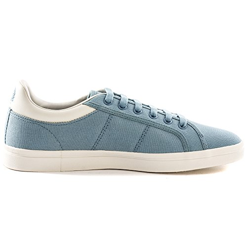 Fred Perry Sidespin Hommes Trainers Light Blue