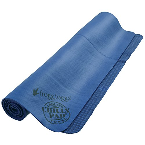 Chilly Pad Super Cooling Towel - Blue