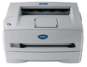 Brother HL 2040 - Printer - B/W - laser - Legal, A4 - 2400 dpi x 600 dpi - up to 20 ppm - capacity: 250 sheets - parallel, USB