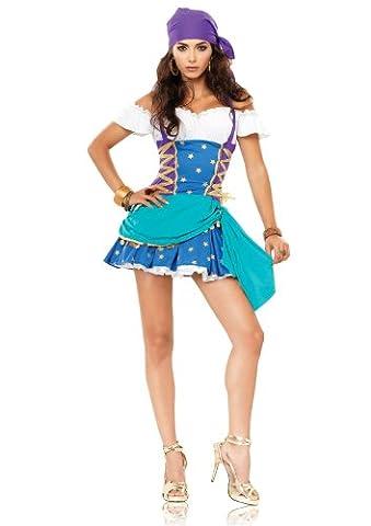 Leg Avenue Gypsy Princess Kostüm 2-teilig , 1