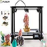FLSUN-F5 Cube Square Diy 3d Printer With Dual Extruder Module, 3.2''Touch Screen, Auto