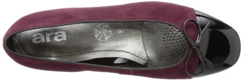 Ara Bari, Chaussures Peep Toe Pour Femme Marron (braun (schwarz, Ochsblut 13))