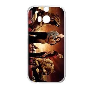 Twilight Saga Breaking Dawn Part 2 coque HTC One M8 cellulaire cas coque de téléphone cas blanche couverture de téléphone portable EEEXLKNBC21919