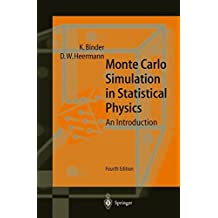Monte Carlo Simulation in Statistical Physics: An Introduction (Springer Series in Solid-State Sciences)