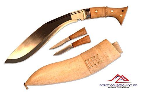 Echtes gurkha Kukri Messer - 30cm Klinge Weltkrieg Historisches Kukri - Handgefertigt in Nepal -