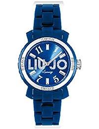 7107f1c944c48 Orologio Liu-Jo LUXURY color MIAMI BLUE con BORSA TLJ213