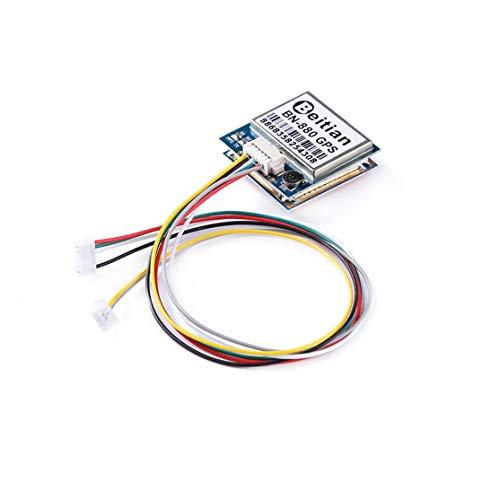 LouiseEvel215 Beitian GPS Module Bn-880 Módulo de Control de Vuelo con Conector...