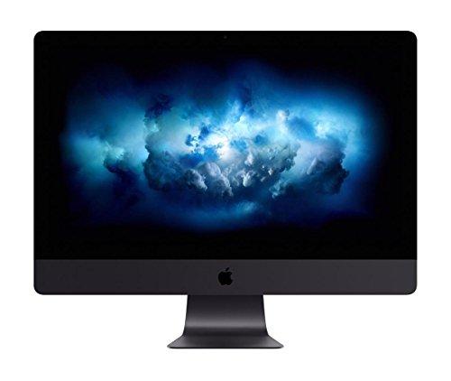 Apple iMac Pro 3.2GHz 27' 5120 x 2880Pixeles Gris All-in-One Workstation - Ordenador de sobremesa All in One (68,6 cm (27'), 5K Ultra HD, Intel Xeon W, 32 GB, 1024 GB, macOS High Sierra 10.13)
