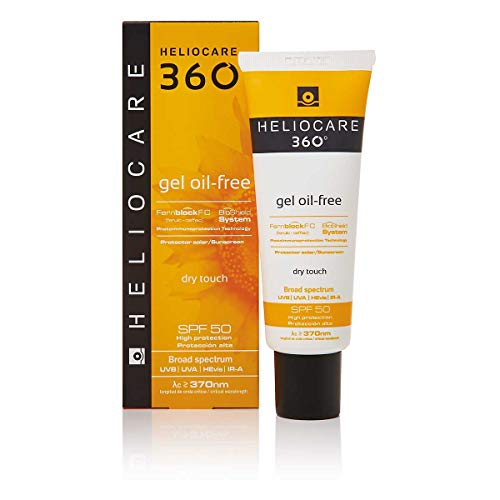 Heliocare 360 Gel Oil-Free SPF50 -50 ml