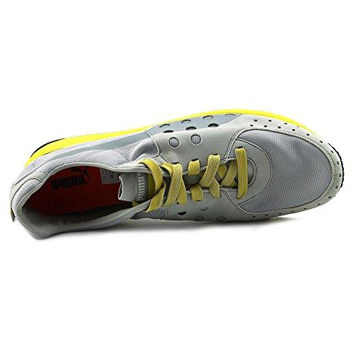 Puma Faas 300 Hommes Synthétique Chaussure de Marche Gray Violet-Buttercup