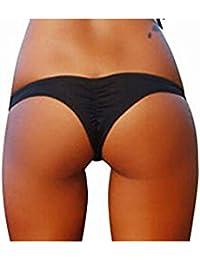 FEESHOW Sensual Mujer Verano Playa Bikini Calzoncillos Pantalones de Baño de Mujer Tanga Nuevo