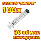 OMNIFIX Luer-Spritzen 30 ml