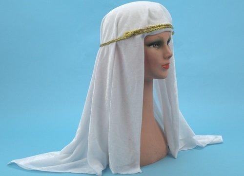 Arabischer Prinz-Samt Fühlt Hut - Kostüm-Hut - Eine Größe Passt Ganzen (HL169) (Prinzen Arabischen Kostüme)