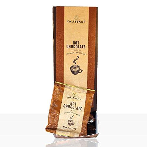 Preisvergleich Produktbild Hot Chocolate Vollmilch Callets,  Callebaut,  25x35g im Spender