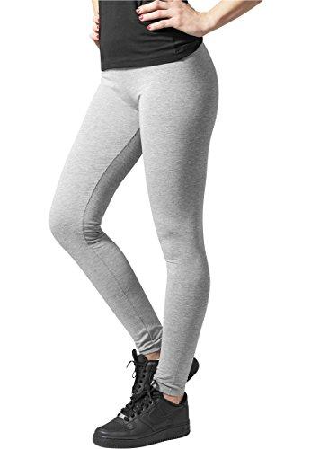 Urban Classics TB605 Damen Ladies Jersey Leggings Grey