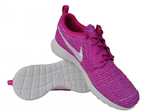 Nike - Roshe Flyknit, Chaussures De Course À Pied Pour Femme