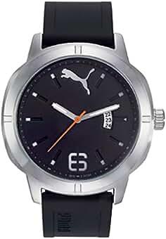 6001e989c927 Puma Reloj Analógico para Hombre de Cuarzo con Correa en Plástico  PU104261004