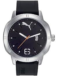 Puma Reloj Analógico para Hombre de Cuarzo con Correa en Plástico  PU104261004 bbc694d54f78
