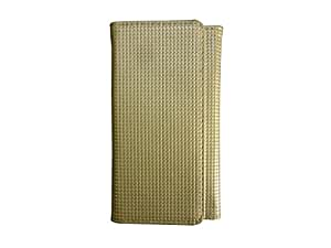 ATV PU Leather LIGHT SALMON COLOR Pouch Case Flip Cover For Lava Pixel V2