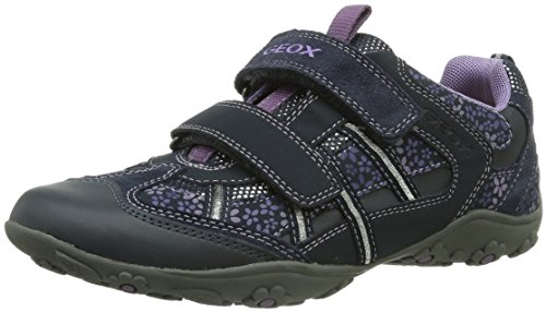 Geox J Better A Dark Navy Suede Infant Shoes Dark Navy