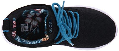 Globe, Scarpe da Skateboard bambini Nero Black Paradise Black/Paradise