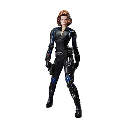 Xiao Jian- Neue Heiße 15 cm Black Widow Super Hero Avengers Bewegliche Action Figure Spielzeug Sammlung Box Spielzeugmodell