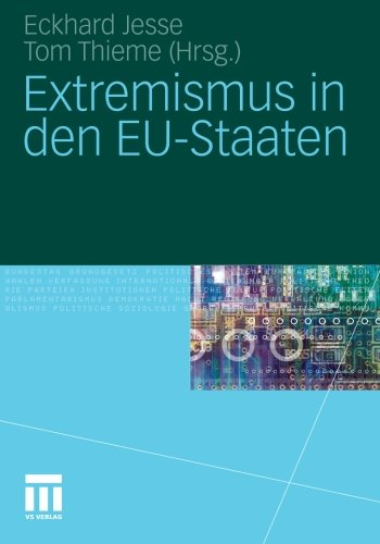 Extremismus in den EU-Staaten (German Edition)