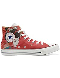 mys Converse All Star Customized, Sneaker Unisex, printed Italian style Geisha 2