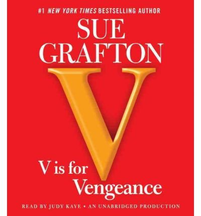 Cd Grafton Hörbücher Sue ([(V Is for Vengeance)] [Author: Sue Grafton] published on (November, 2011))