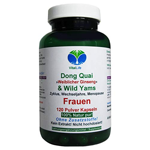 Dong Quai-wurzel-pulver (Dong Quai