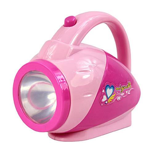 ruoyu Kinder Mini-küche Set Mädchen Simuliert Haus Kleine Haus Spielzeug Kühlschrank Waschmaschine Taschenlampe Spielzeug 116g (Kühlschrank Taschenlampe)